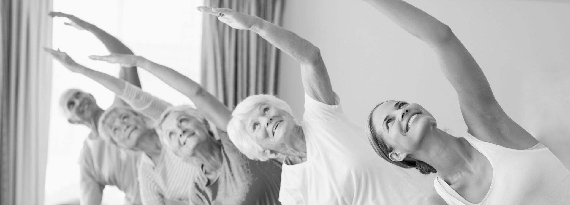 Joint Replacement helping those do Yoga