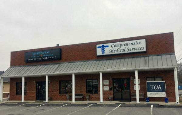 Tennessee Orthopaedic Alliance Shelbyville, TN Office