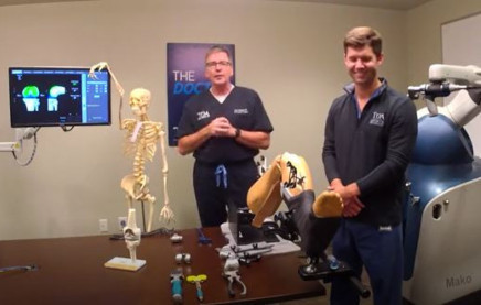 """The Doctor Is In"" with Dr. Gray C. Stahlman & Dr. William E. Carpenter - Technology In Joint Replacements"