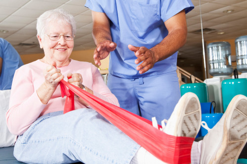 Physical Therapy instead of Knee Replacement Surgery