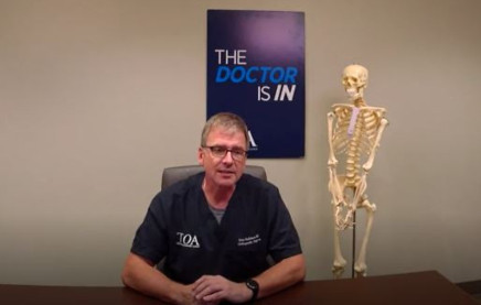 """The Doctor Is In"" with Dr. Gray C. Stahlman - Urgent Care or ER?"