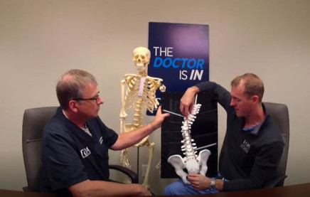 """The Doctor Is In"" with Dr. Gray Stahlman & Dr. Ryan Snowden - Scoliosis"