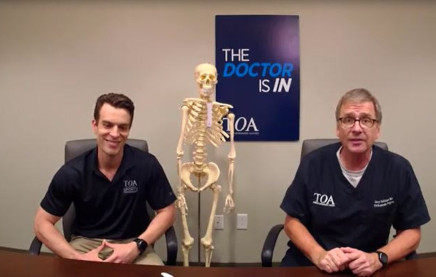 """The Doctor Is In"" with Dr. Gray Stahlman & Dr. Michael Bowman"