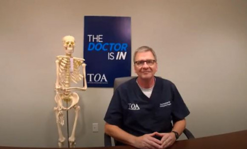"""The Doctor Is In"" with Dr. Gray C. Stahlman"