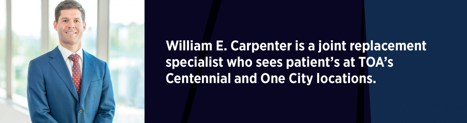 William E. Carpentar